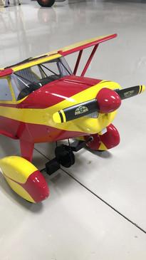 Steve V's gorgeous pedal plane