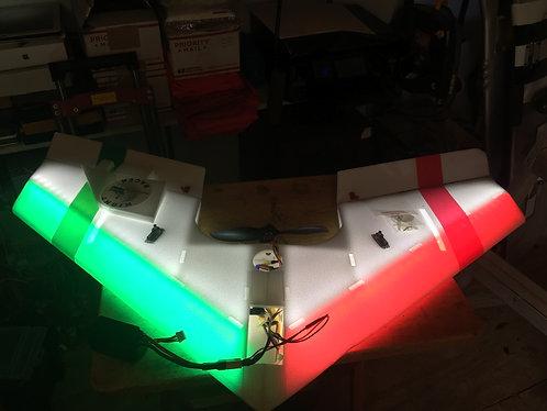 Night Flying Plane - Night Racer