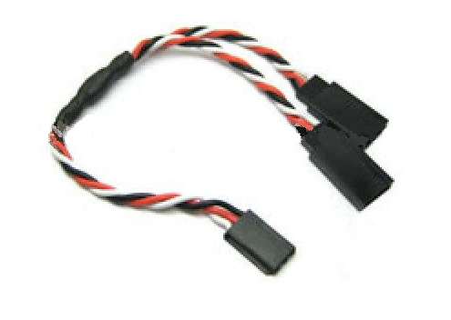 Heavy-Duty Servo Cable Twisted