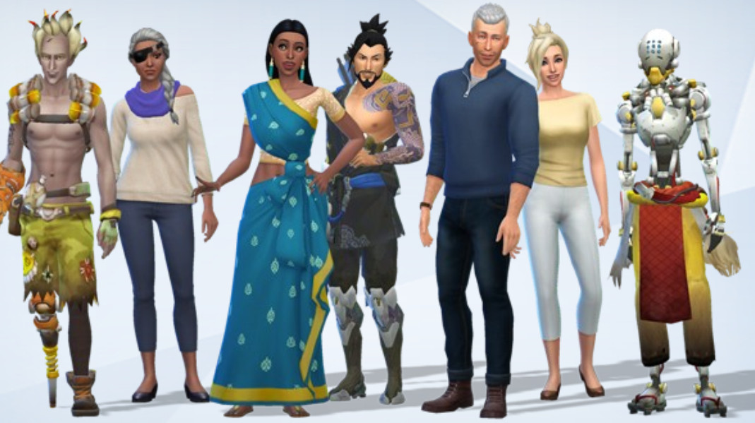 how do you use custom content in sims 4
