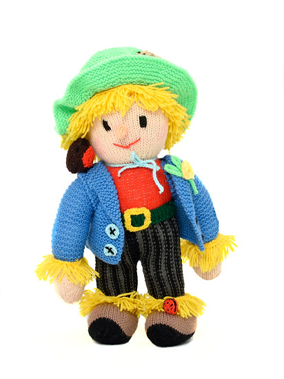 Sam - Phil's Handknit Toys