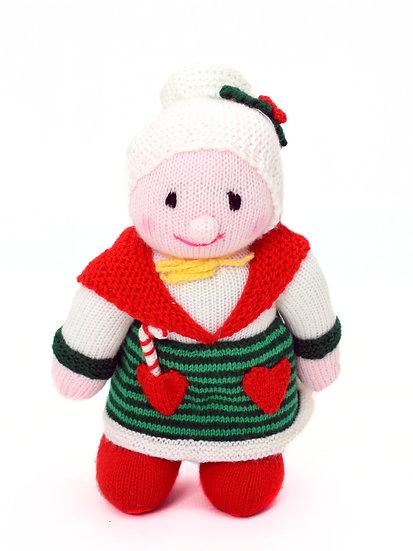 Mrs. Claus - Phil's Handknit Toys