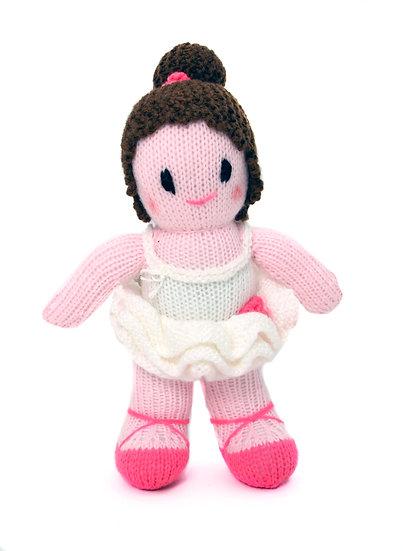Ballerina - Phil's Handknit Toys