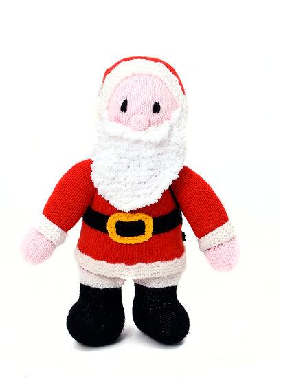 Santa - Phil's Handknit Toys