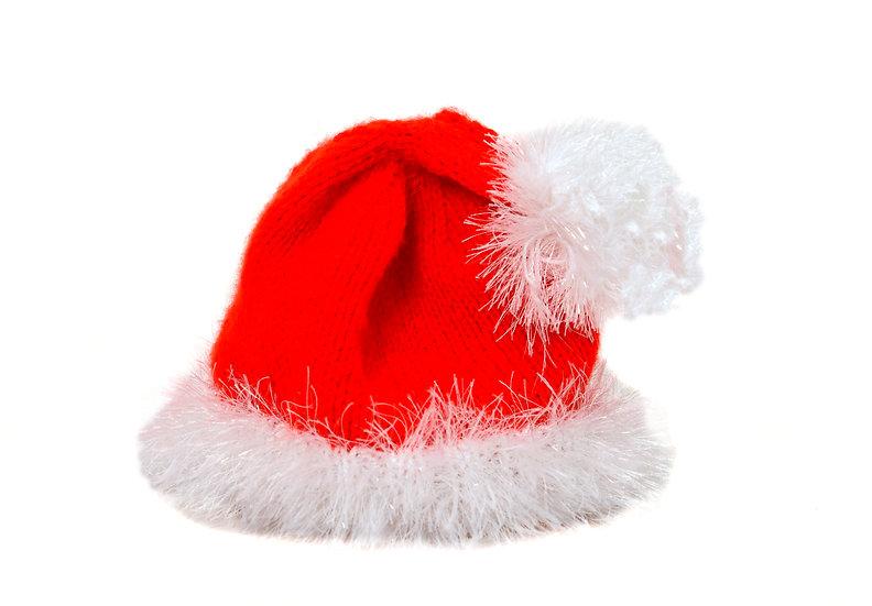 Extra Small Santa Hat