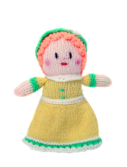 Dainty - Phil's Handknit Toys