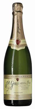 GOBILLARD champagne brut cl 75