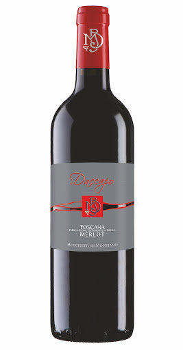 Toscana Merlot Igt Daccapo 2016 cl 75