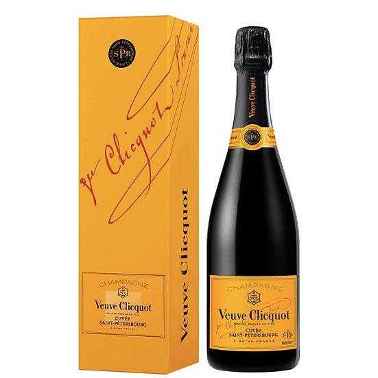 Champagne Brut Cuvée Saint-Pétersbourg cl 75 Astuccio - Veuve Clicquot