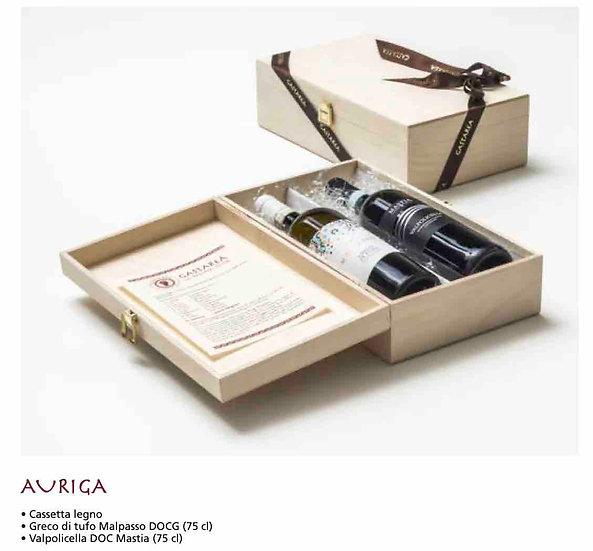 Auriga - Greco di Tufo + Valpolicella MALPASSO Legno
