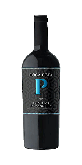 Primitivo Manduria DOP 2019 cl 75 - Roca Egea