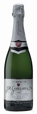 Champagne Gervais Gobillard Blanc de Blanc cl 75 - Gobillard