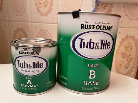 Rustoleum Tub and Tile Review