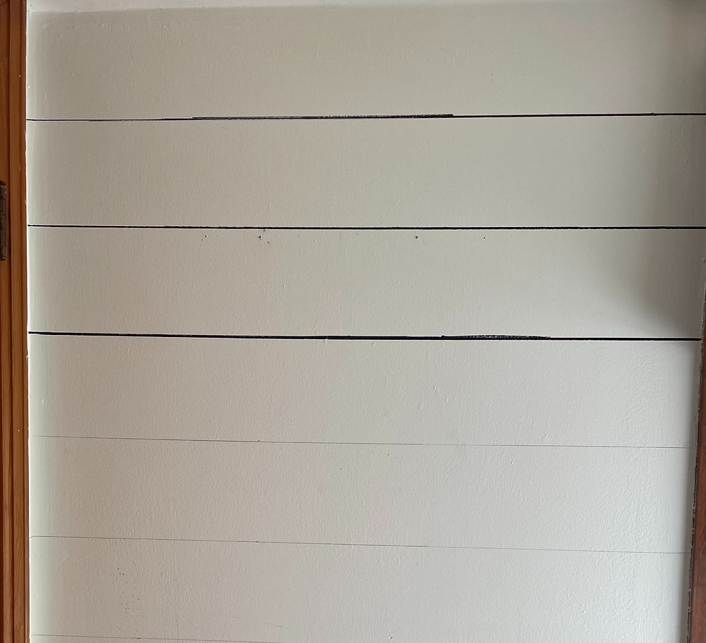 Image of Sharpie Shiplap fail