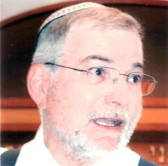 Author Explaining Jewish Concepts to Returnees to Judaism, Sefer Torah Dedication BMTL