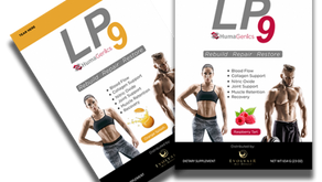 LP-9 By HumaGenics - A Kulabrands Supported Brand - Great For Your Online Marketing Portfolio
