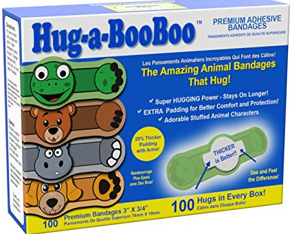 Hug-A-Booboo - A Kulabrands Supported Brand - An Amazing Addition To Any Online Marketing Portfolio