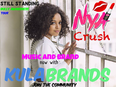NYA Marquez- A Kulabrands Supported Artist - An Amazing Addition To Any Online Marketing Portfolio