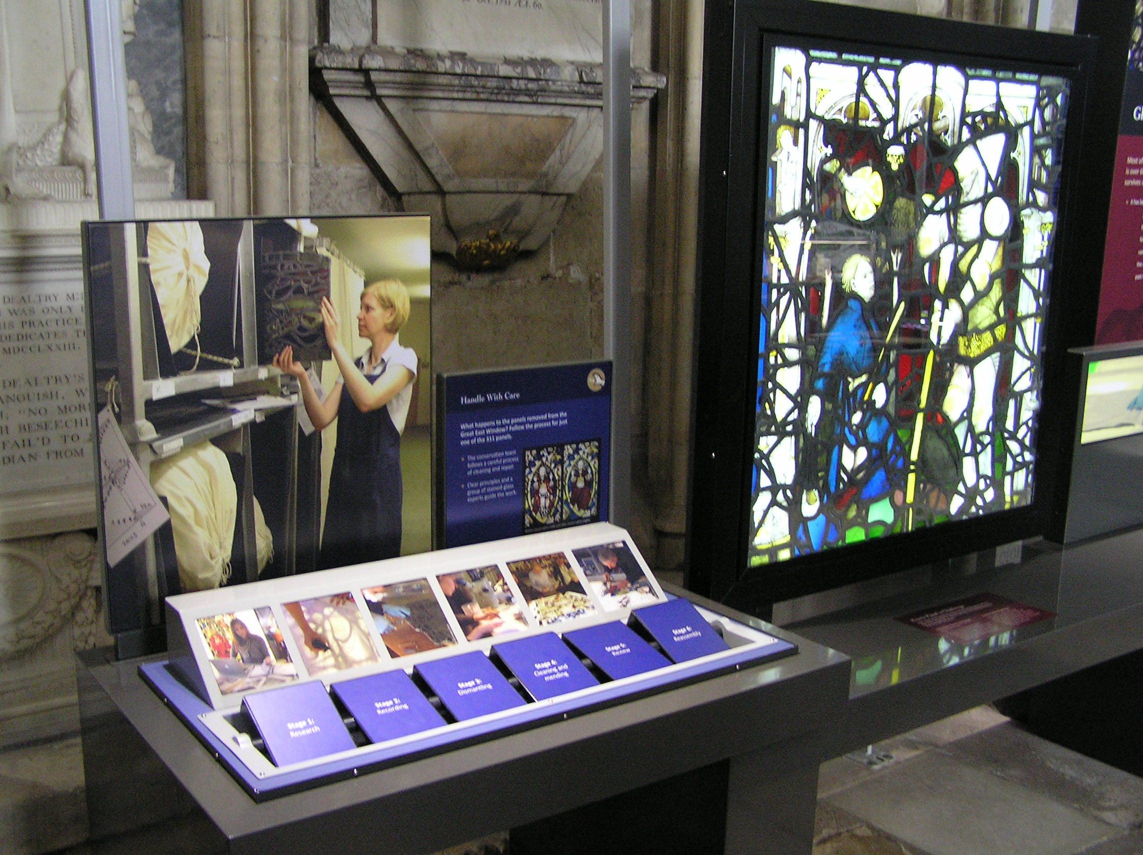 Stained Glass Interactive