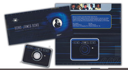 Press Pack with mini CD card