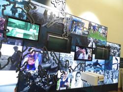 Lightbox wall display
