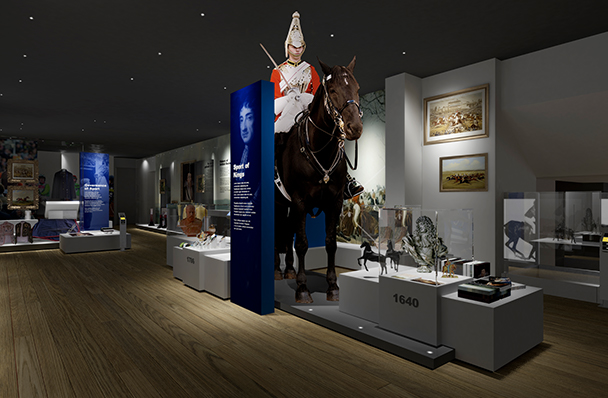 Art Collection display