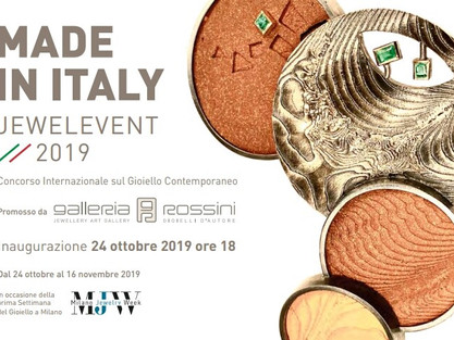Made in Italy - Jewelevent 2019