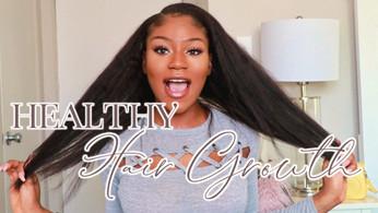 Tia Bénie on Healthy Hair Growth