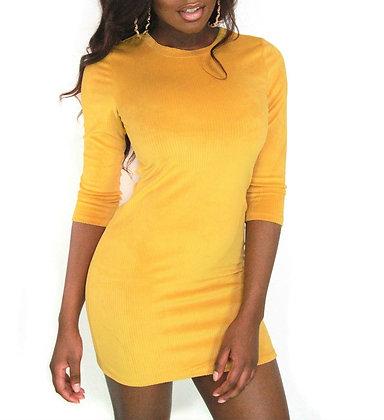 Honey Boo Corduroy Dress