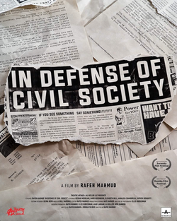 Poster for In Defense of Civil Society