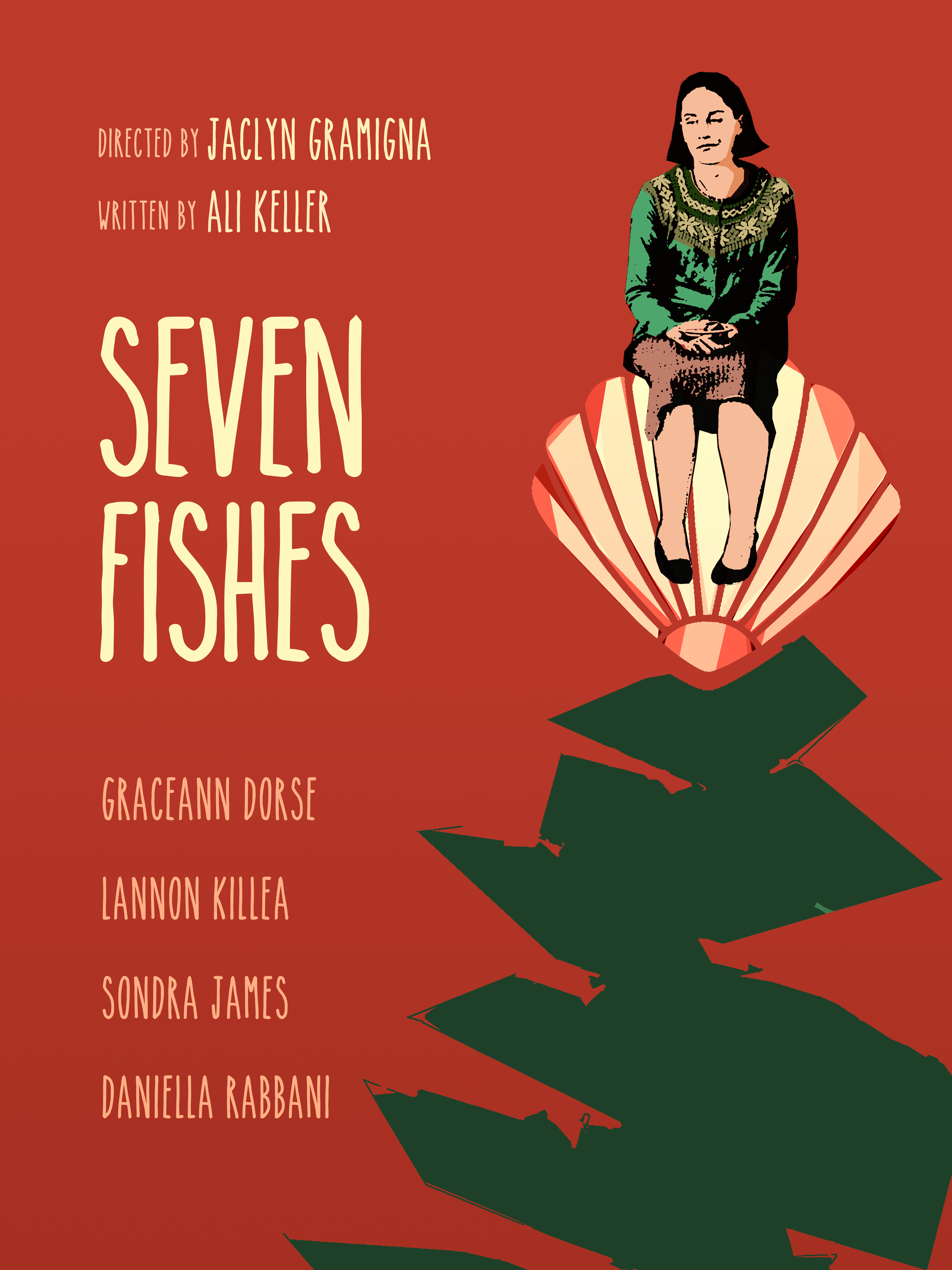 Seven Fishes Poster
