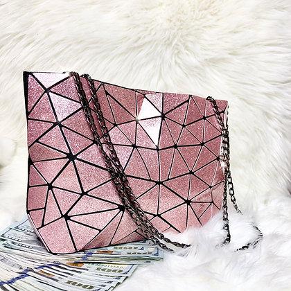Abstract Bling Bag