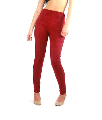 Sizzling Suede Hot Pants