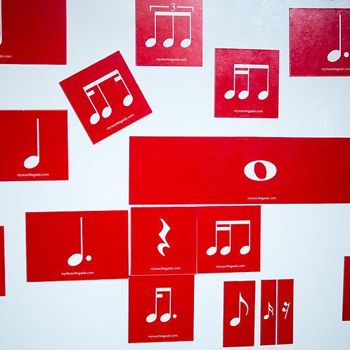 Rhythm Magnets