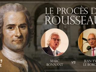 A quelques jours du Procès de Rousseau...