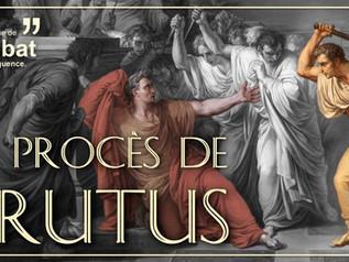 Le Procès de Brutus