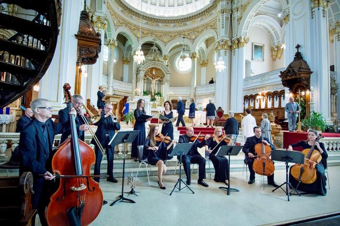 Commémoration Lépine Cloutier Athos Ensemble Martin Verret