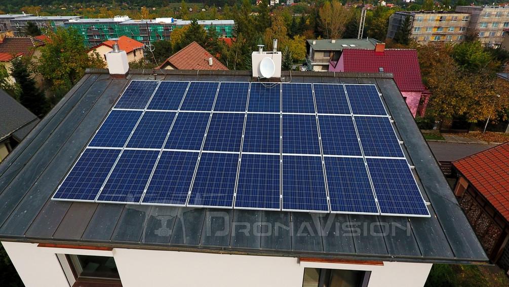 Solární panely Praha