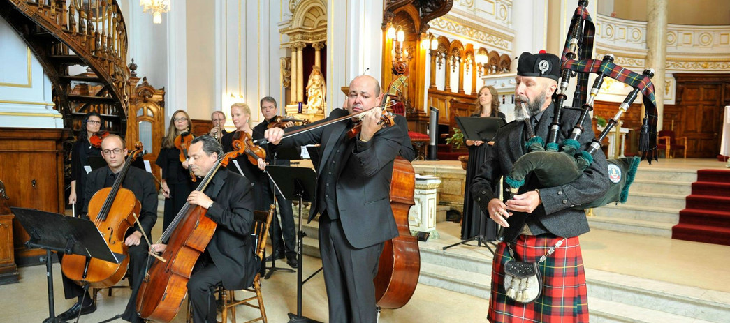 Ensemble musical Martin Verret église Notre-Dame-de-l'Annonciation Ancienne-Lorette