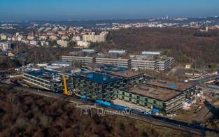Nová budova ČSOB Radlická