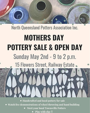 NQ POTTERS Assoc FLYER - MOTHERS DAY - F