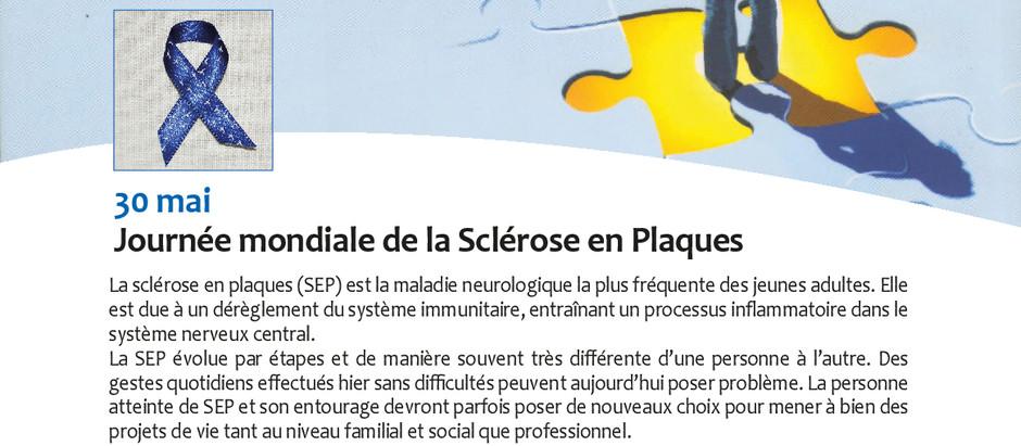 Billet santé: la Sclérose en Plaques