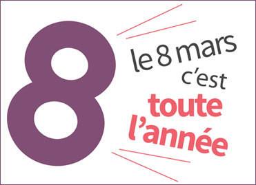 """""""8 mars : Journée Internationale des femmes """" : la Province de Namur aussi se mobilise"""