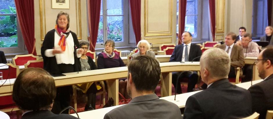 Accord historique entre les structures hospitalières des CHR Sambre et Meuse et St -Luc Bouge