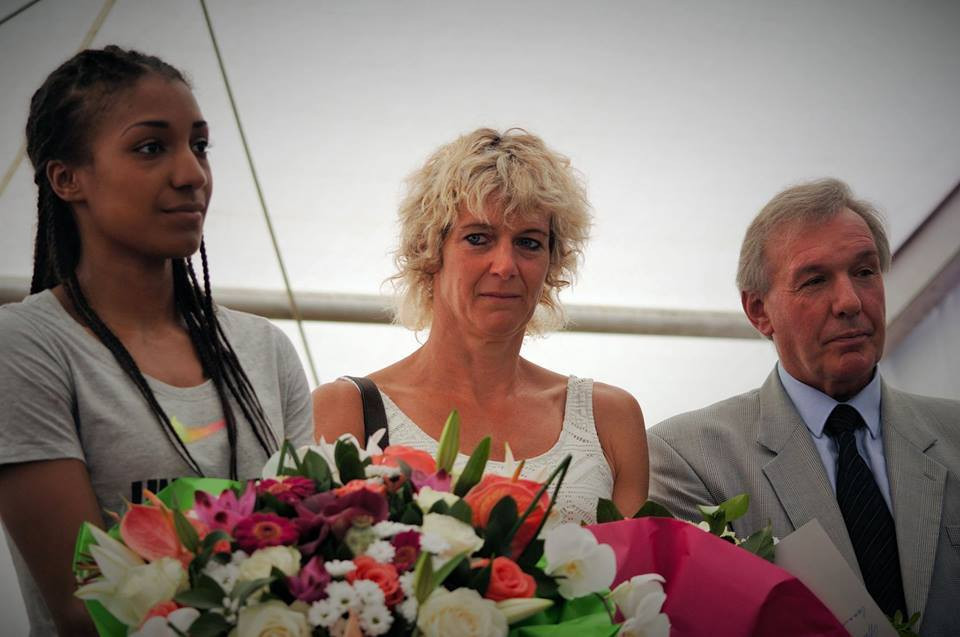 Nafi Thiam Mérite sportif provincial