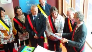 La Province soutient la Maison de la parentalité à Ciney