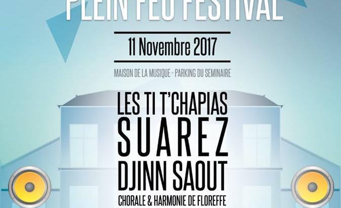 """On a mis le feu à Floreffe lors du """"Plein Feu Festival 2017""""!"""