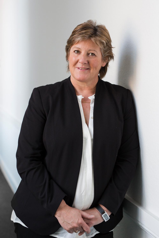 Geneviève Lazaron - Députée Provinciale