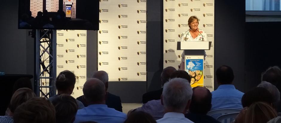 99 candidats aux Appels à projets Culture de la Province de Namur 2018!