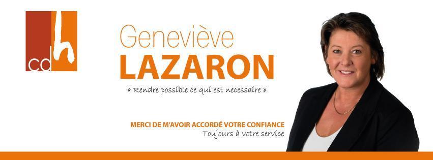 Geneviève Lazaron CDH